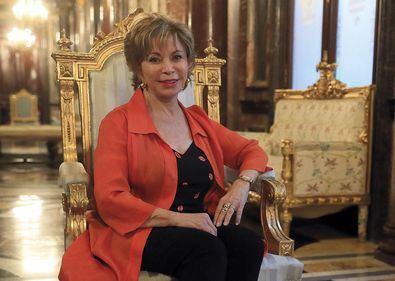 La inmigración y el exilio, según Isabel Allende
