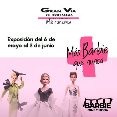 Barbie, icono de la moda y el cine
