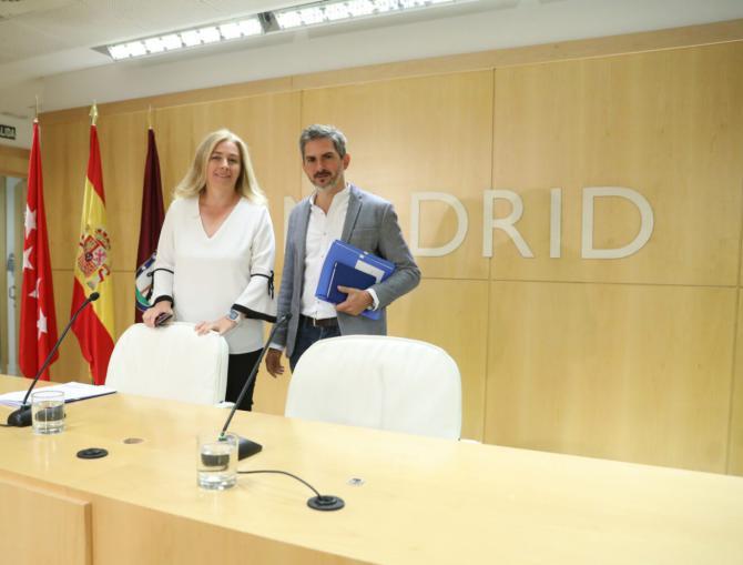 16 millones de euros para mayores y Samur Social