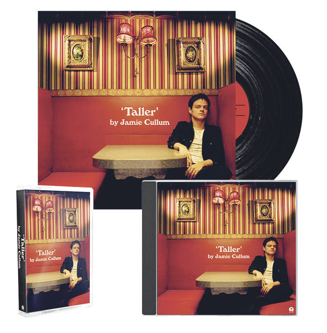 Jamie Cullum / 'Taller' (Universal Music).  'Taller' es el octavo disco de Jamie Cullum, que edita poco antes de que cumpla 40 años. Según él mismo confiesa, lo ha creado con especial esmero. Han pasado cinco años desde su anterior trabajo y el pianista, compositor y cantante británico se ha centrado especialmente en la composición de los temas que lo integran. Nos encontramos con temas inspirados por Prince, Usher, himnos ideales para ser cantados por la multitud en directo, como 'Taller', o temas intimistas con un perfecto 'crescendo', como es el caso de 'Drink'.