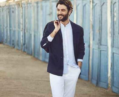 Javier Rey, el actor de moda tras su papel en la serie 'Fariña'