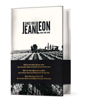 La bodega Jean León lanza un elegante estuche en forma de libro con sus vinos de finca