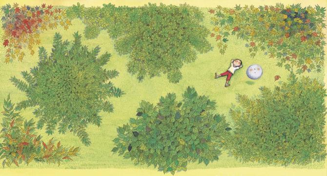 El universo creativo del ilustrador Jimmy Liao llega por primera vez a Europa