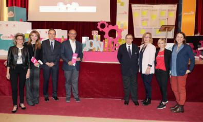 2.200 alumnos madrileños aprenden a crear una empresa
