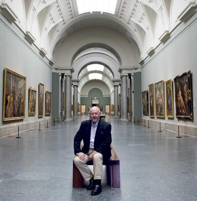 Juan Eslava Galán ha hecho protagonista de su nuevo libro al Museo del Prado.