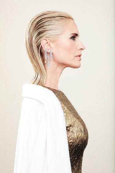 Judit Mascó vuelve subirse a las pasarelas internacionales de la mano de L'Oréal Paris durante la Paris Fashion Week