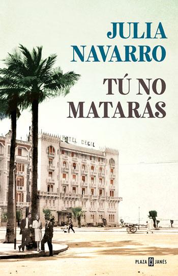 Julia Navarro regresa con una novela que aborda la Guerra Civil, el exilio y la reconciliación