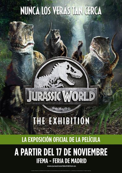 Los dinosaurios invaden Madrid