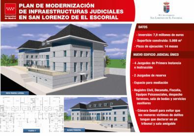 El Gobierno regional abrirá en 2020 una sede judicial local única