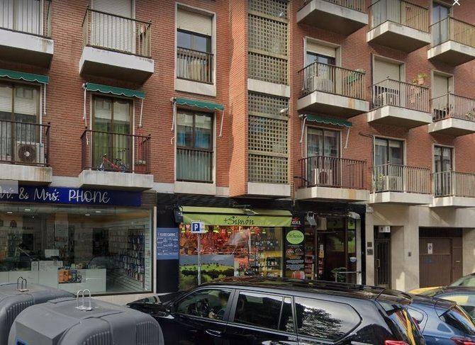 Dos de los robos se intentaron en un comercio de la calle de Marcenado.