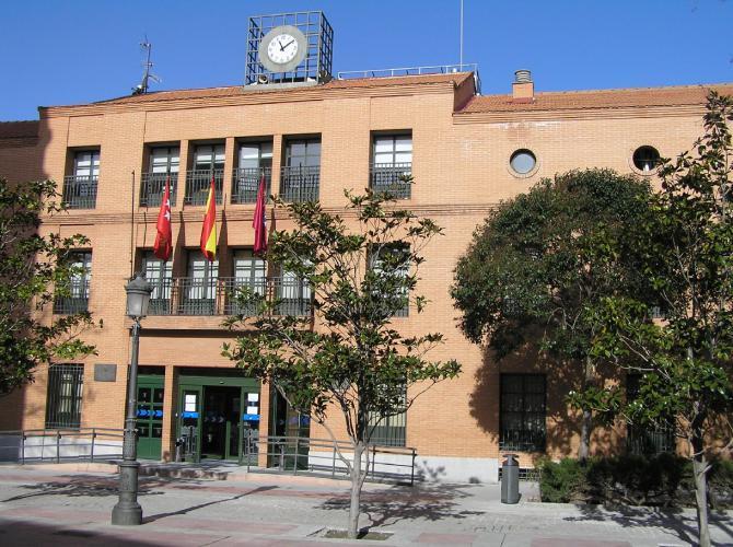 Junta Municipal de Barajas.