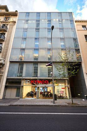 KYMCO España abre su primer 'showroom' de Madrid junto a la 'Milla de Oro'