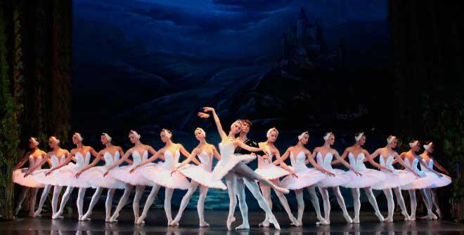 'El lago de los cisnes': una de las más bellas coreografías de danza