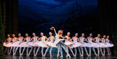 'El lago de los cisnes': una bella coreografía
