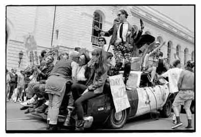 Levi's presenta la primera exposición en Europa del fotógrafo y activista estadounidense Dan Nicoletta