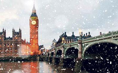 Destinos deseados para el puente de diciembre