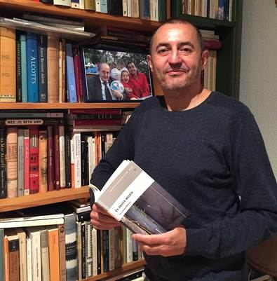 Luis Fermín Moreno publica 'En ángulo muerto'