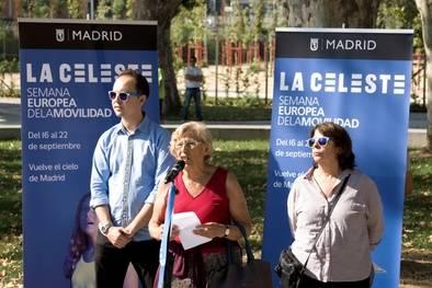 De Madrid al cielo en el Día Sin Coches