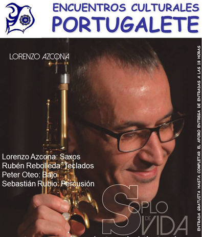 Vuelve Portugalete Jazz, este viernes