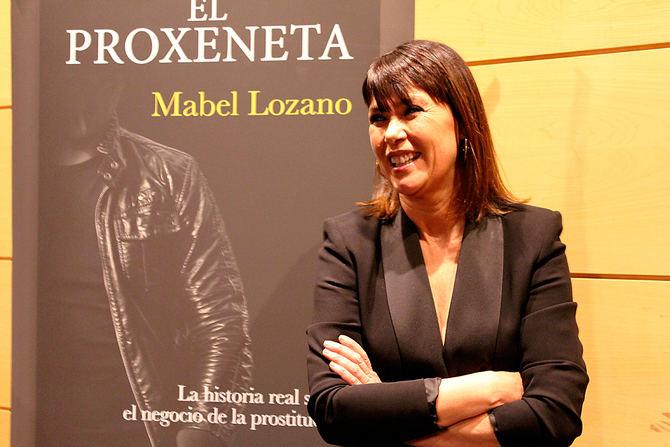 Mabel Lozano estrenó su último trabajo