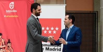 La Copa del Mundo de Baloncesto, en Madrid