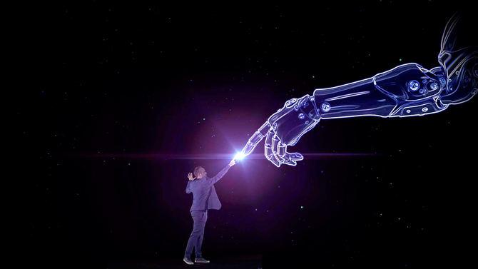 Jorge Blass nos descubre la magia del futuro en su nuevo 'show', 'Invención', en el que rinde homenaje a todos los inventores.
