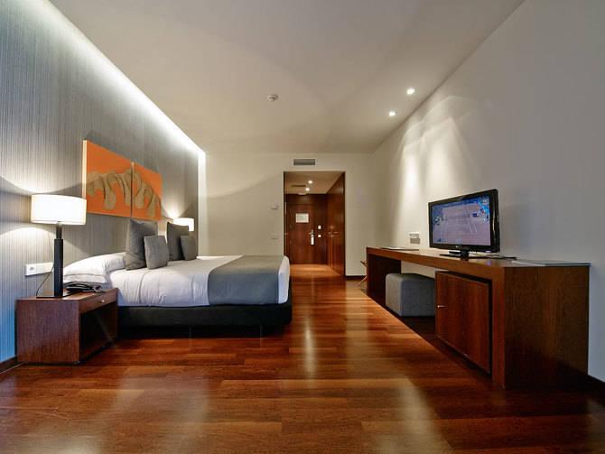 Hotel Carrís Marineda, cuando los negocios se convierten en placer