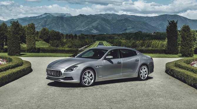 Estética y motores renovados en la última generación de Maserati, con un chasis y una carrocería mucho más ligeros, sin perder rigidez. Cambios significativos también en la mecánica.
