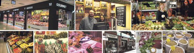 Casa Vecchia, del Mercado Prosperidad, ganadora del Premio Mercatapas 2019 con sus tapa 'Piccolo della Casa'