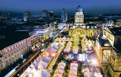 Los mercados de Navidad más bonitos