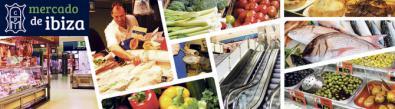 Mercado de Ibiza: profesionales de trato cercano
