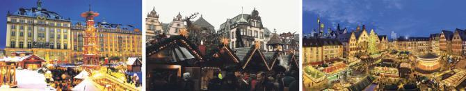 Próximo destino: los mercados de Navidad más bonitos en el centro de Europa