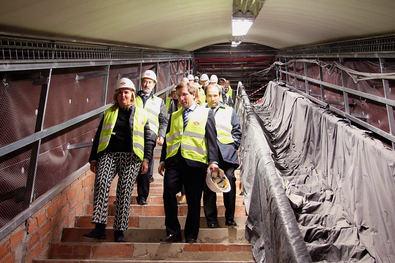 La red de Metro contará con 530 ascensores a finales de 2019