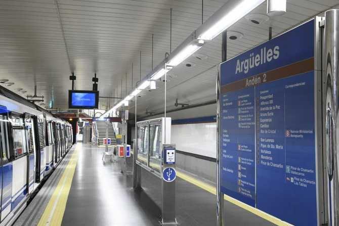 La línea 4 de Metro estará cortada por obras desde el 13 de enero.