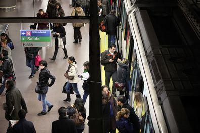 La Línea 8 de Metro estrenará sistema de comunicaciones
