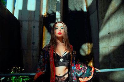 Mimi, de OT 2017, triunfa con su nuevo proyecto musical, Lola Índigo