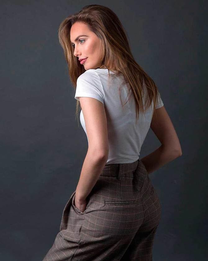Ángela Ponce, la primera modelo transgénero que representó a España en 2018 en el famoso concurso mundial.