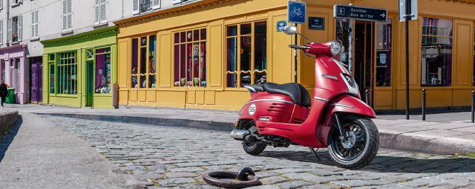 Una 'scooter' para cada gusto