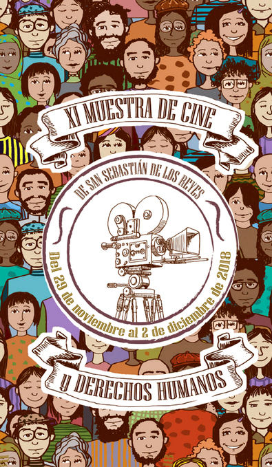 Llega la XI Muestra de Cine y Derechos Humanos de San Sebastián de los Reyes
