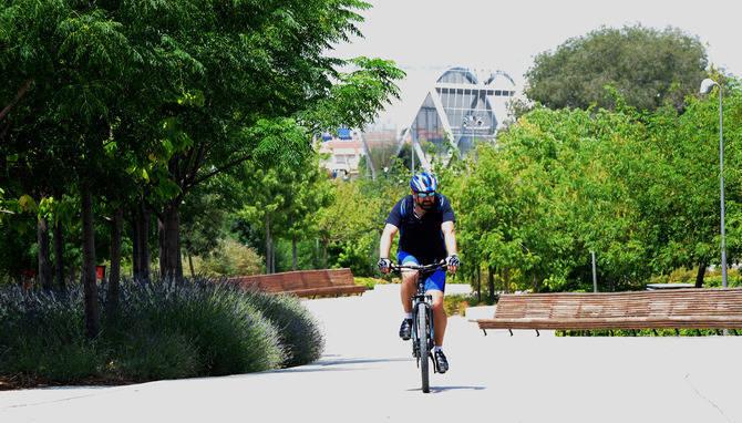 Entre las propuestas para este verano, tres para realizar sobre la bicicleta.