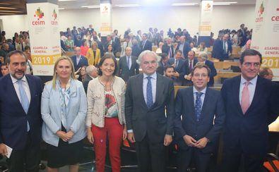 Garrido de la Cierva, nuevo presidente de CEIM