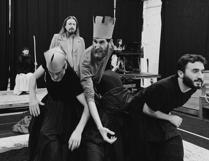 La última obra de Nao d'amores, 'Nise, la tragedia de Inés de Castro', en Madrid