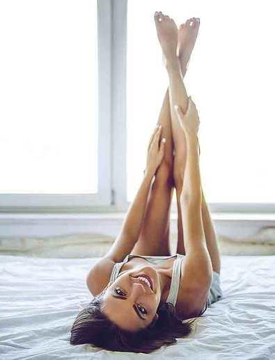 Alivia tus piernas cansadas