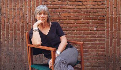 La escritora la británica Nell Leyshon acaba de publicar en nuestro país su nueva obra, 'El bosque' (Sexto Piso).