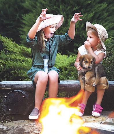 ¿Está tu hijo listo para un campamento?
