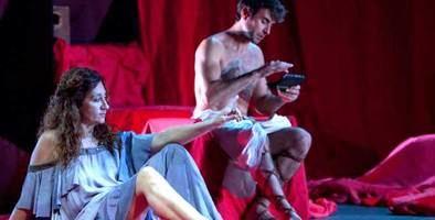 'Nerón': revisión teatral de la figura del emperador romano