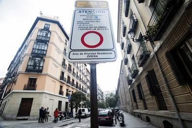 ¿Cómo cerrar el centro al tráfico?