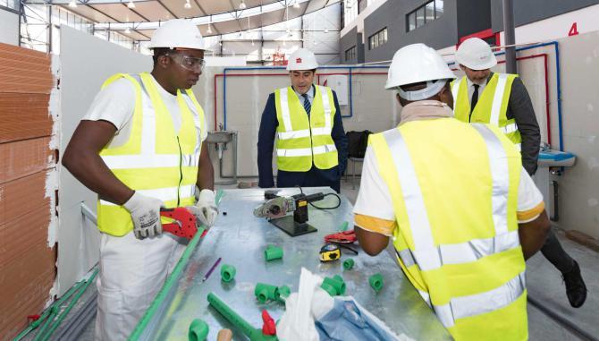 Se prevén 50.000 empleos en el sector de la construcción, en los próximos años