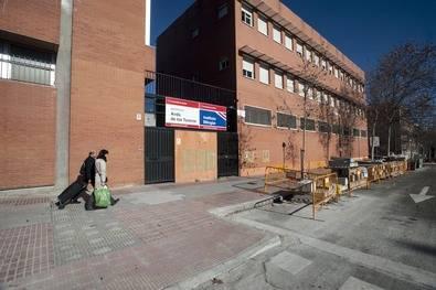 Mejoras iniciadas para las aceras de Francisco Altimiras.