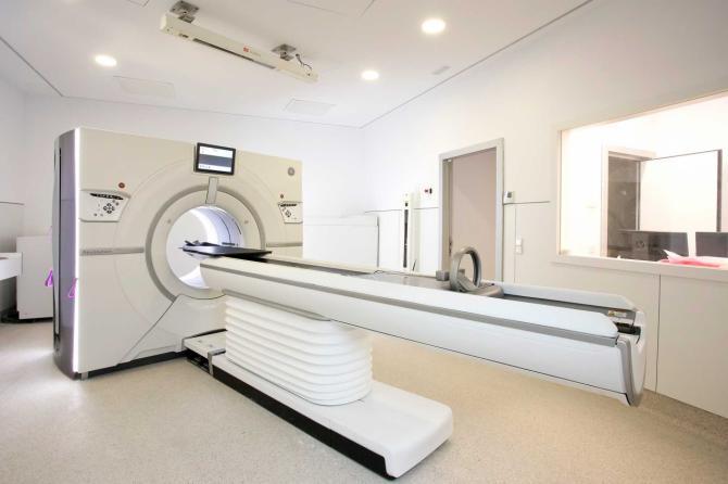 TAC de alta definición, para un cálculo preciso de la dosis de radiación